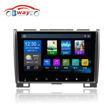"Bway 9"" car radio for Greatwall Hover H5 android 4.4 car dvd player with bluetooth,GPS Navi,SWC,wifi,Mirror link,support DVR"