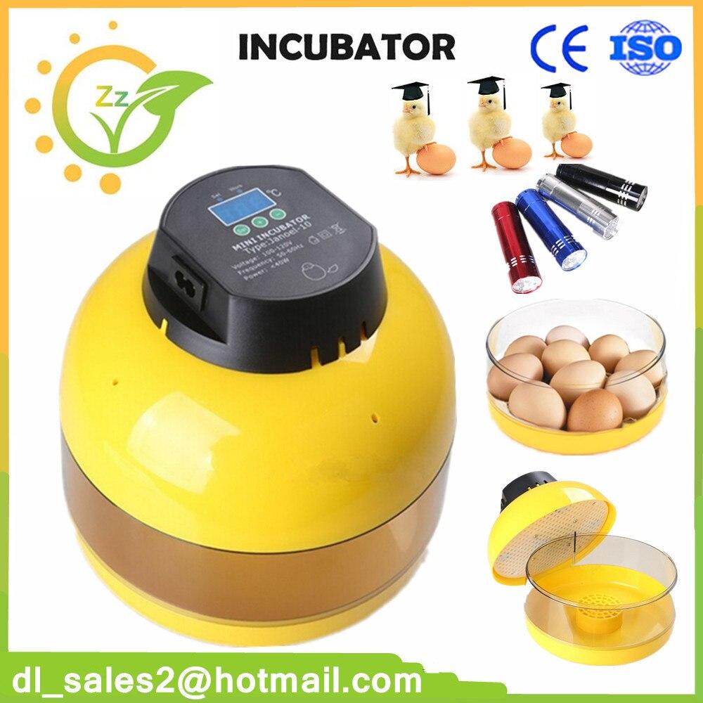 hot sale egg incubator reptile brooder poultry hatcher mini chicken incubator goose duck automatic egg incubator<br>