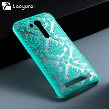 Phone Case For Asus Zenfone GO 2nd Gen ZB452KG ASUS_X014D ZB450KL 4.5inch Housing Cover Plastic Flower Zb452kg Case Cover Shell