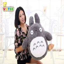 30CM Cartoon My Neighbor Totoro plush toys for children celebrate birthday gift VOTEE(China)
