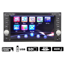 "Newest 7"" TFT LCD Touch Screen Car DVD Player For Toyota Landcruiser Prado MP3 2 Din Stereo Radio with Remote Control free ship"