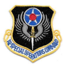 Stargate SG-1 Air Force Special Operations Command patch Embroidered Movie TV Series applique Sew On iron on badge New Film Logo(China)