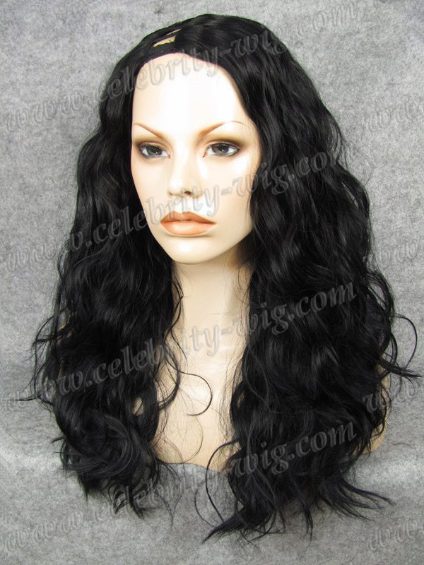 P2-1 Queen new style and best sale glueless long wavy synthetic blonde U part wig<br><br>Aliexpress