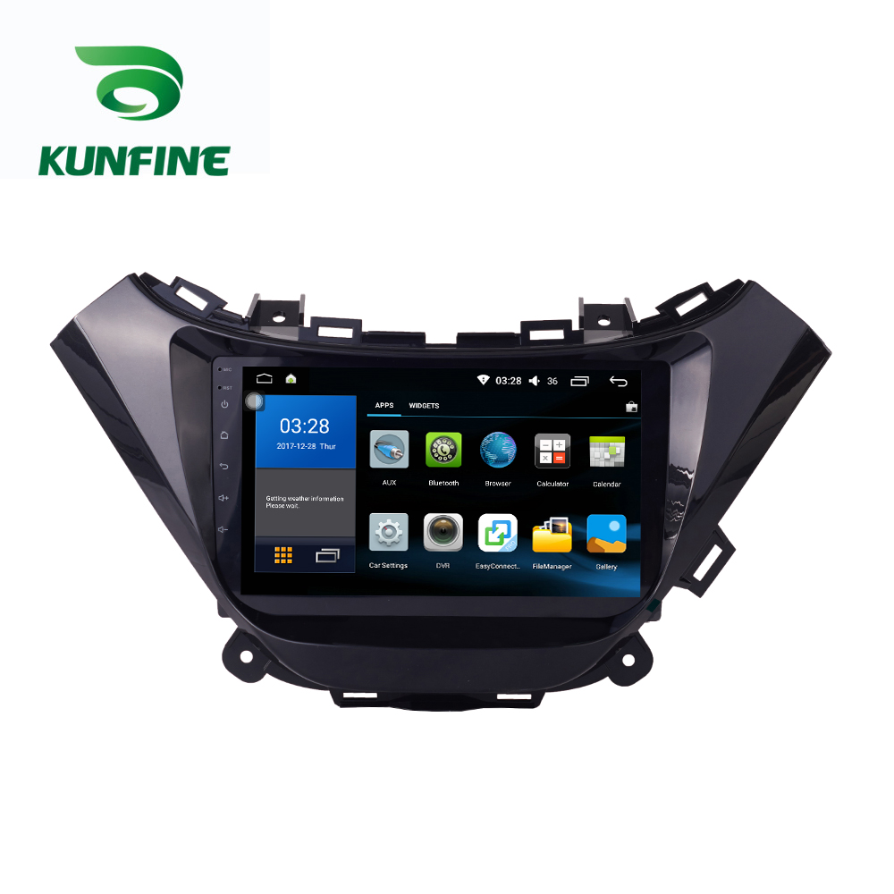 Android Car DVD GPS Navigation Multimedia Player Car Stereo For Chevrolet MALIBU 2016 Radio Head unit (9)