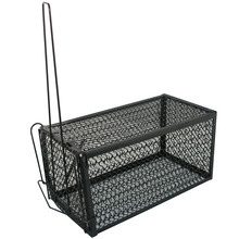 Rat Catcher Spring Cage New 1 Pieces Trap Outdoor Humane Live Indoor Animal Rodent Pest Control mice cage garden home house