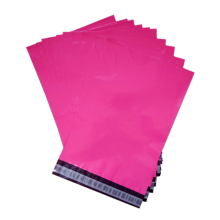Factory Supply -- Poly mailer/ pink color poly mailing envelope/poly post bags/ pink color mailing bags(China)