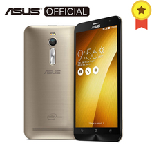 Asus Zenfone 2 ZE551ML Intel Atom Z3580 Mobile Phones Android 5.0 4GB RAM 32GB ROM 13.0+5.0MP Cameras Smartphone 5.5Inch 3000mAh(China)