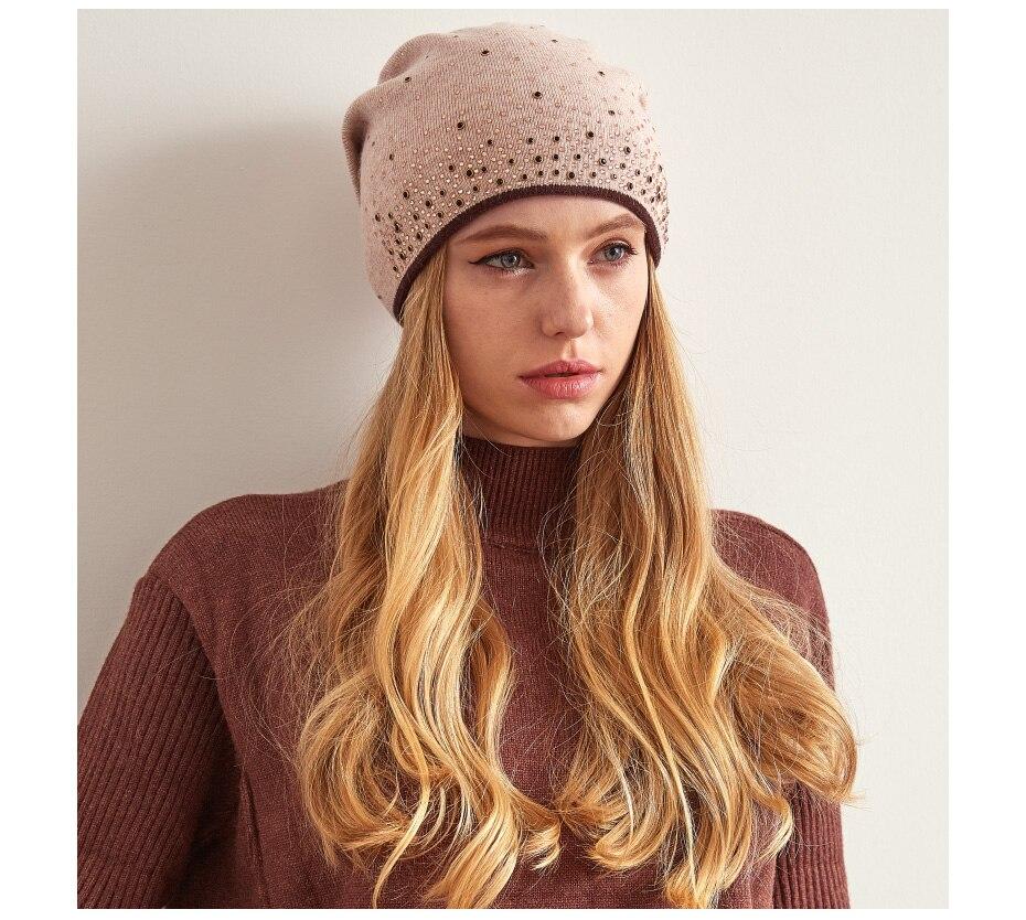 قبعات للنساء 5
