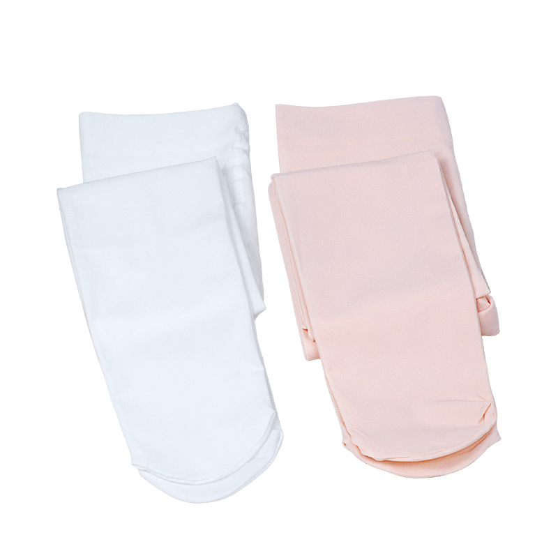 Children Teenager Warm Footed Ballet Tights Girls Dance Pantyhose Kids Adult Nylon Gymnastics Leggings 80D/90D/800D