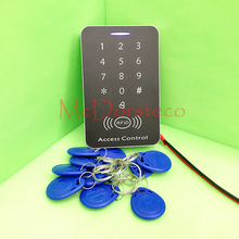 New Arrival 125khz Rfid Card Access Control EM Card Door Access Control system Keypad Access Controller Door Opener