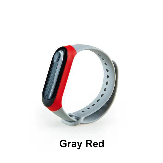 gray red