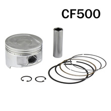 CF500 Bore Size 87.5mm Piston Rings Assy Set For CFMoto CF500cc CF188 ATV Motorcycle Engine Parts Cylinder Piston Ring Kit