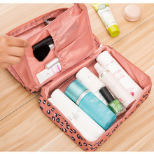 LASPERAL 1PC Zipper Man Women Makeup Bag Cosmetic Bag Beauty Case Make Up Organizer Toiletry Bag Kits Storage Travel Wash Pouch(China)