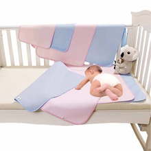 New Arrive 3D Bamboo Fiber Portable Waterproof Newborn Infant Bedding Changing Nappy Cover Pad  baby diapers changing mat
