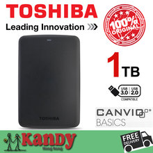 Toshiba USB 3.0 external hard drive hdd 1tb disco duro externo 1to hd disque dur externe harde schijf harici portable hard disk