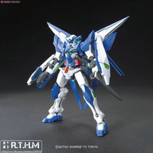 Bandai HGBF 1/144 016Amazing Gundam Exia Scale Model