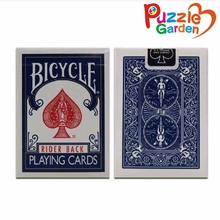 1pcs NEW Bicycle Poker  Blue or Red Standard Bicycle Playing Cards Magic Tricks Classic Toys MADE IN CHINA