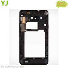 10 pieces/lot Free shipping Black/White Original New for Samsung Galaxy S2  i9100 Middle Plate Rear Housing