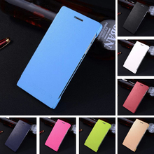 New Arrival High Quality PU Leather+Plastic Case for Huawei Ascend P7,Luxury Flip Mobile Phone Cover for P7 Free Shipping(China)