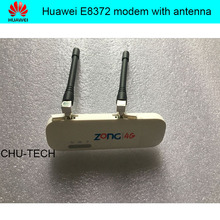 Unlocked Huawei E8372 E8372h-153 150Mbps 4G LTE Wifi modem with antenna(China)