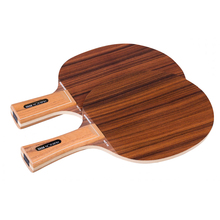Huieson Prime Rosewood Table Tennis Blade 7 Ply Solid Pure Wood Powerful Ping Pong Blade Table Tennis Racket DIY Accessories