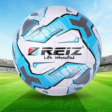 3 Colors Outdoor Soccer Ball Anti-slip PU Slip-Resistant Standard Match Training Competition Football 05 for Children Adult(China)