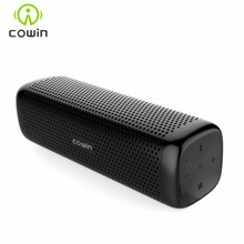 COWIN 6110 Bluetooth Speaker Portable Wireless Speaker with 16W Enhanced Bass Fashion Aluminum-Alloy Shell TF Card Support(China)