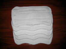 5pcs Euro Pro Shark Steam Mop Replacement Microfiber Pads S3250 S3101