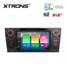 "XTRONS 1 Din 7"" Android 6.0 Octa 8 Core Car DVD Player GPS for BMW E92 Coupe 2006-2013/E93 Convertible 2007 2008 2009 2010-2013"