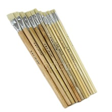 Newest 12 Paint Brush Set for Oil Watercolor Acrylic Art Craft Artist Painting -Y102