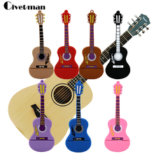 Fashion Cartoon Guitar Violin 8GB 16GB 32GB USB 2.0 Flash Memory Pen Drive Stick 64gb Drives Sticks Pendrives U Disk for Gift