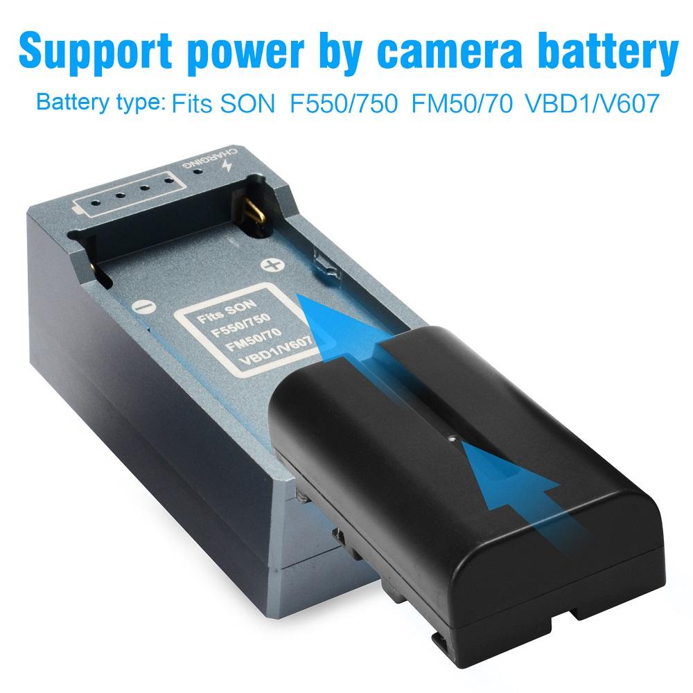 HSV191Bat HDMI to SDI Converter with Battery Charging 1080p Mini HDMI to SD-SDI HD-SDI 3G-SDI Adapter Converter (9)
