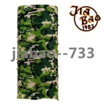 2015Fashion Unique Camo Bandana ,Wholesale Multifunctional Polyester Tube camo bandana Mask Turban magic scarf free shipping