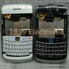 New Full Complete Mobile Phone Housing Cover Case+English Keypad For BB Blackberry Bold 9700 9780+Tracking