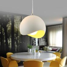 Colorful Kitchen Table Modern Pendant Lights Hanging Lamps Hanglamp Fixture for Home Indoor Restaurant Dining Room Lighting(China)
