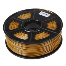 Professional Filament 3D Printing Materials Spool of 3D Filament ABS 1Kg With NO Air Bubbles for RepRap MakerBot Ultimaker etc(China)