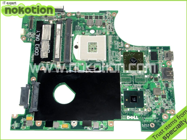laptop motherboard for dell inspiron N4010 7NTDG DA0UM8MB6E0HM57 ATI ATI HD 5470 DDR3<br><br>Aliexpress