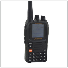 WOUXUN walkie talkie KG-UV9D Plus VHF 136-174MHz&UHF 400-512MHz Dual Band Radio (Duplex Mode)TWIN BANDS TX,SEVEN BANDS RX