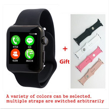 Smart Watch IWO 1:1 MTK2502c Bluetooth for iPhone IOS and xiaomi Huawei android SAMSUNG SONY phone
