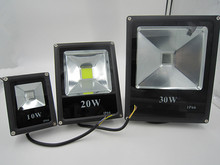 10pcs/lot RGB led floodlight 10W / 20w rgb led flood light lamp Water-proof IP 65 led streep lamp free shipping(China)