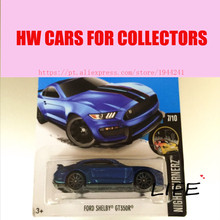 2016 Toy cars Hot Wheels 1:64 Shlby GT350R Car Models Metal Diecast Cars Collection Kids Toys Vehicle For Children Juguetes(China)