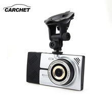 "CARCHET 5""HD Touch Screen Car DVR 8GB 4-Core WiFi GPS Navigation Night Vision Rear View Camera For Android System Europe Map NEW"