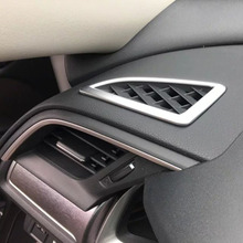 Left-driving China Manufacture Air Vent Cover For Honda For Civic 2016 Car Interior Accessories