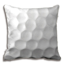 Golf Ball Dimples Texture Pattern Throw Pillow Decorative Cushion Cover Pillow Case Customize Gift By Lvsure For Car Sofa Seat