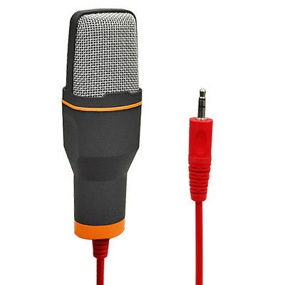 Electrical Device - Microphone Professional Condenser Sound Podcast Studio Microphone For PC Laptop Skype MSN NEW Microphones