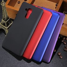 New Multi Colors Luxury Rubberized Matte Plastic Hard Case Cover For Huawei Honor 5c 5.2 inch Cell Phone Cases(China)