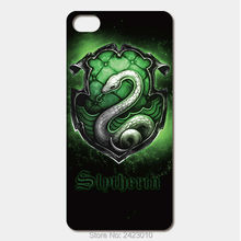 ZTE Nubia Z9 Mini Z7 Z11 Max Blade V6 V7 lite V8 S6 L2 L3 Axon 7 Paiting Cover Harry Potter House Slytherin Phone Cases - WXHC 2016 Store store