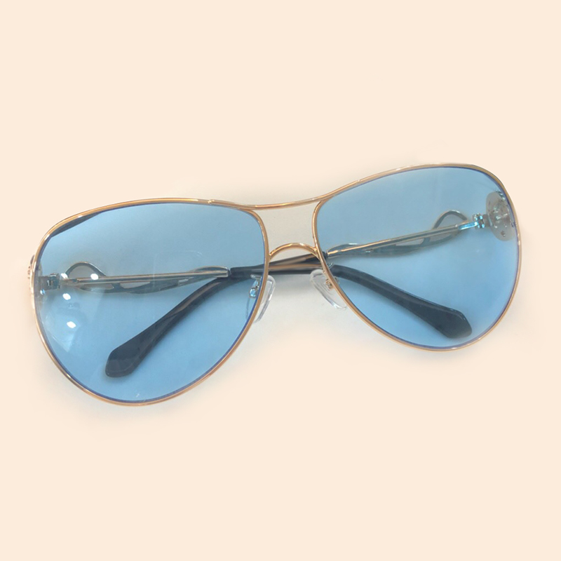 Alloy Frame UV400 Protection Lens Women Sunglasses Brand Designer High Quality with Packing Box Oculos De Sol Feminino Shades
