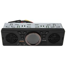 Vehicle Electronics In-dash MP3 Audio Player Car Stereo FM Radio AV252B 12V Bluetooth 2.1 + EDR with USB / TF Card Port(China)
