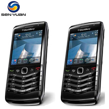 Original Unlocked BlackBerry 9105 3.2MP Camera Bluetooth 3G WIFI GPS 9105 cell phone Free Shipping(China)